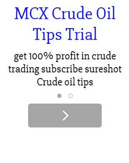 Free Trial Crude Trading Tips