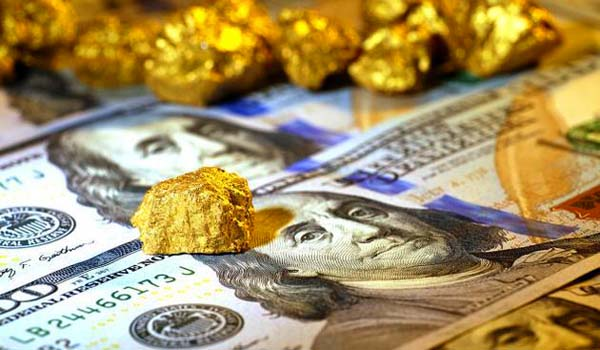 Gold Futures Prices Edges Higher as U.S. Dollar Pulls Back on US Tax Bill Hopes
